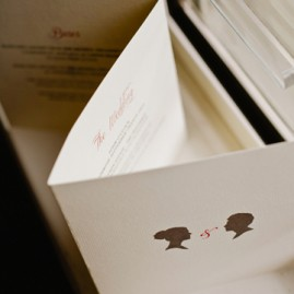 Laura & Tom's Wedding Invitation Design